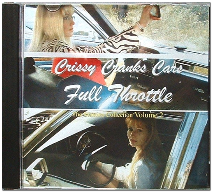 CD covers from crissycrankscars.com